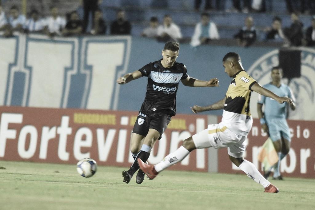 Londrina empata com Criciúma e perde chance de voltar ao G-4