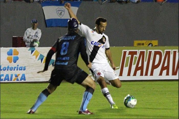 ResultadoVasco x Londrina na Série B 2016