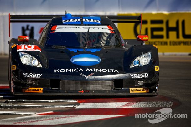United SportsCar: Track Records Broken In Long Beach Qualifying