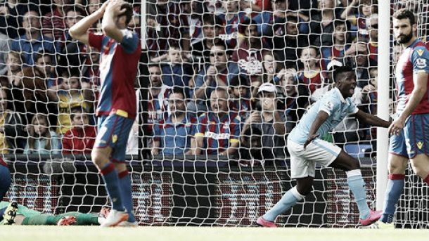 Post match comments: Crystal Palace 0-1 Manchester City