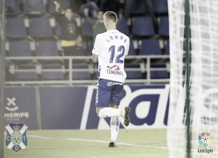Lo mejor del Tenerife llega por el ataque