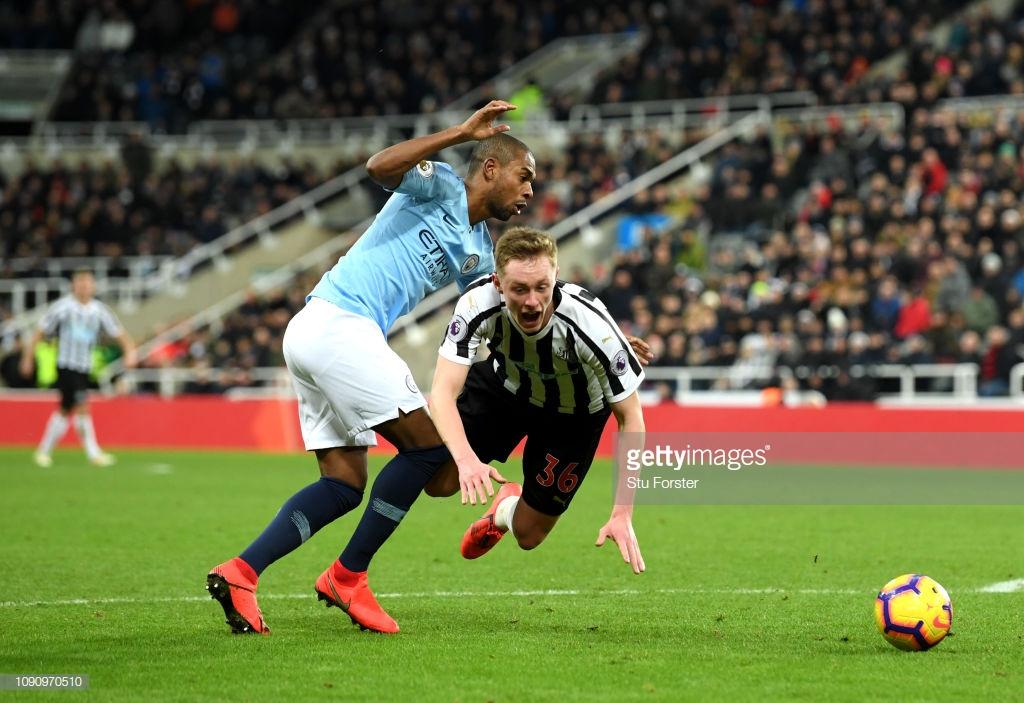 Sean Longstaff reflects on a memorable night for the youngster