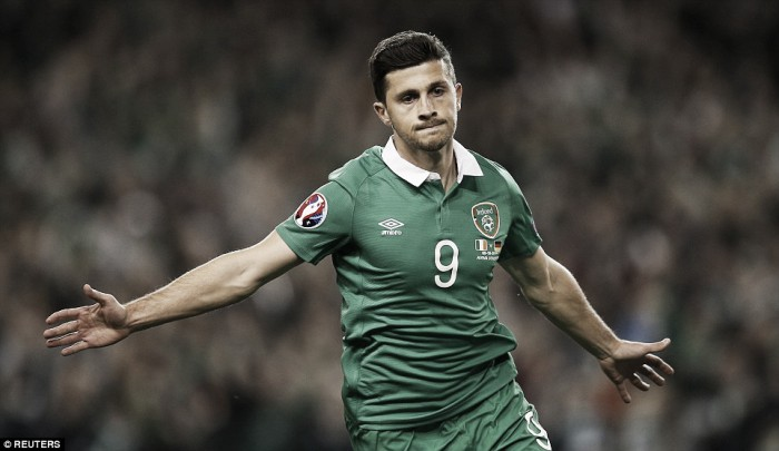 Long included in provisonal Irish squad for upcoming friendlies