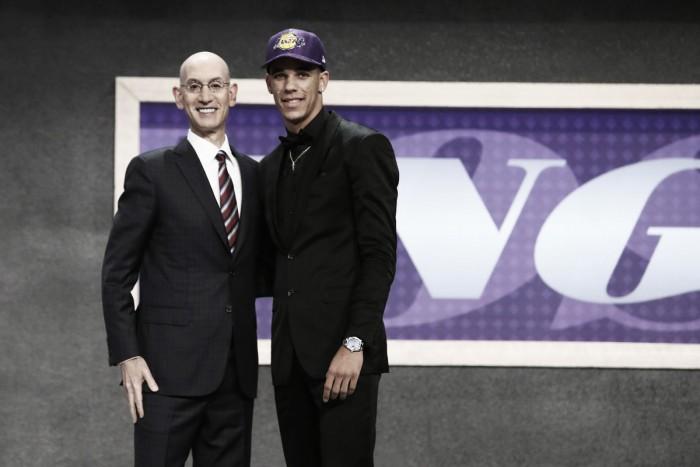 Análise: Lakers e Kings fazem boas escolhas e Bulls decepcionam no NBA Draft