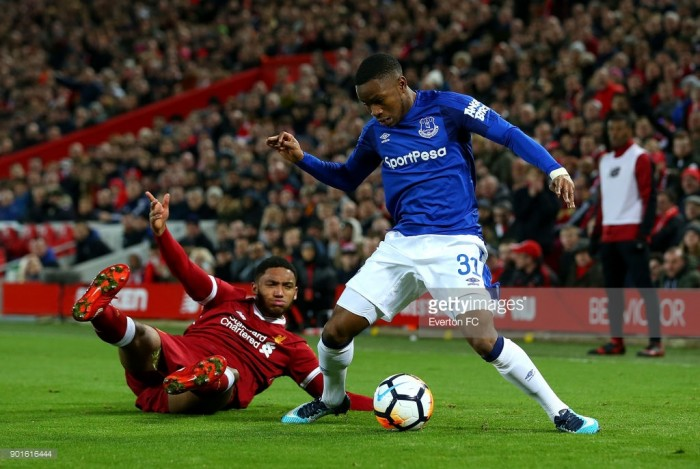 Ademola Lookman: Everton winger joins RB Leipzig on loan against club's wishes