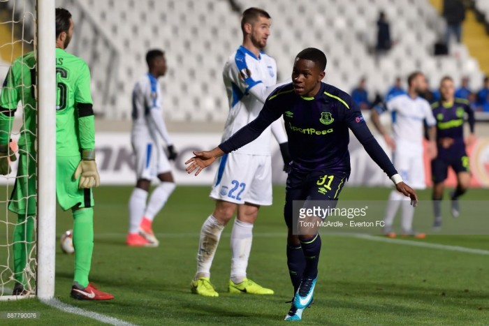 Apollon Limassol 0-3 Everton: Lookman shines as young Blues dominate in Cyprus