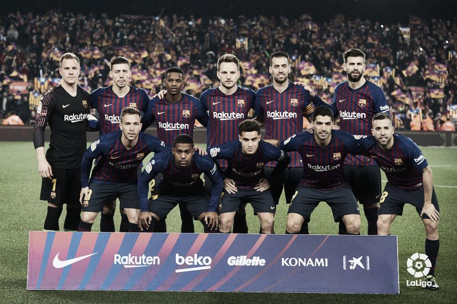 Un Barcelona que busca seguir líder