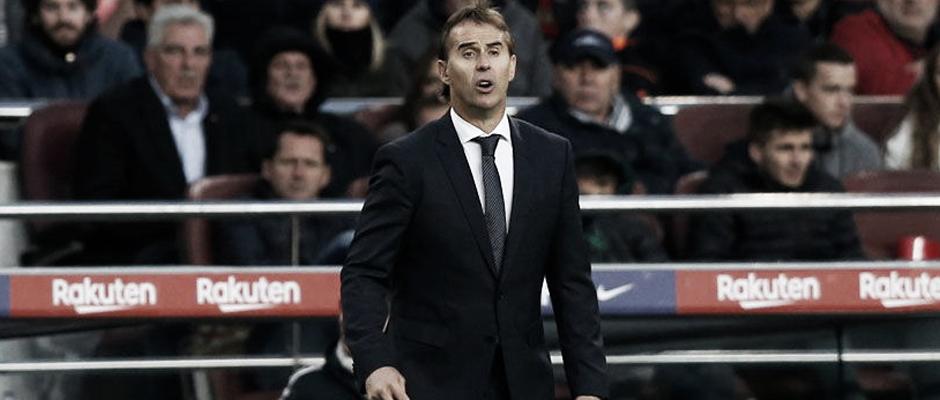 Julen Lopetegui é demitido do comando do Real Madrid