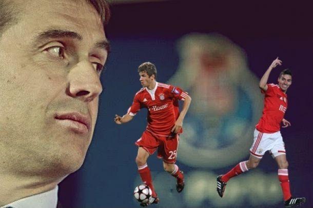 Bayern e Benfica: Uma semana decisiva na vida deste Dragão