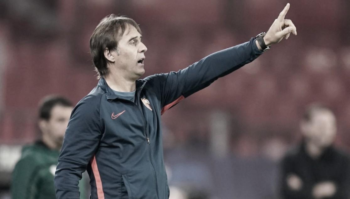 4-3-3, jugadores fijos y un hombre gol inesperado: así juega el Sevilla FC