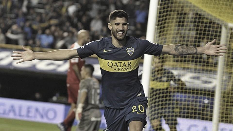 Lisandro López, a un paso de ser oficialmente de Boca