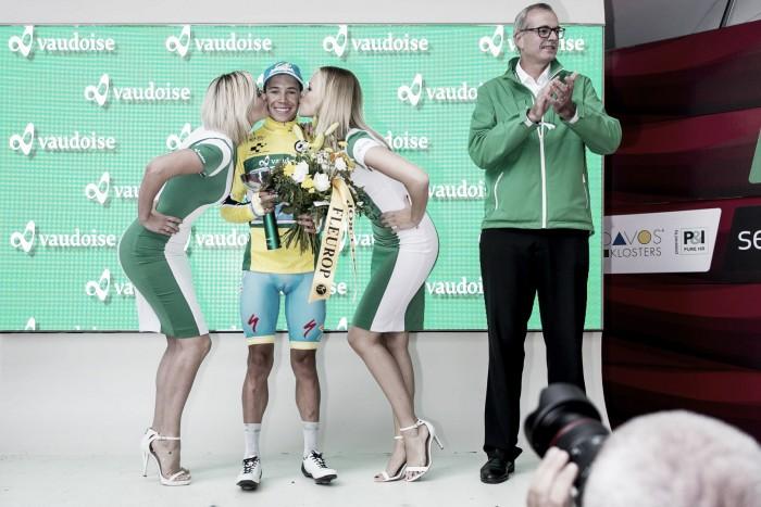 Miguel Ángel López renueva con Astana