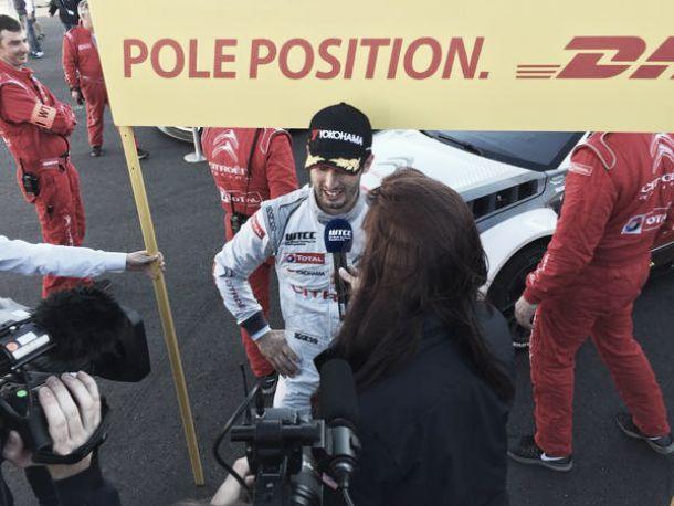 José María López logra la pole del GP de Alemania