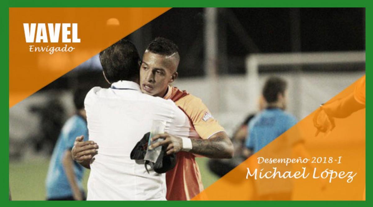 Análisis Envigado F.C. 2018-I: Michael López