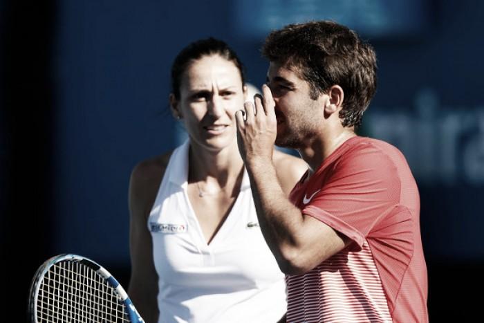 US Open: Marc López quedó eliminado