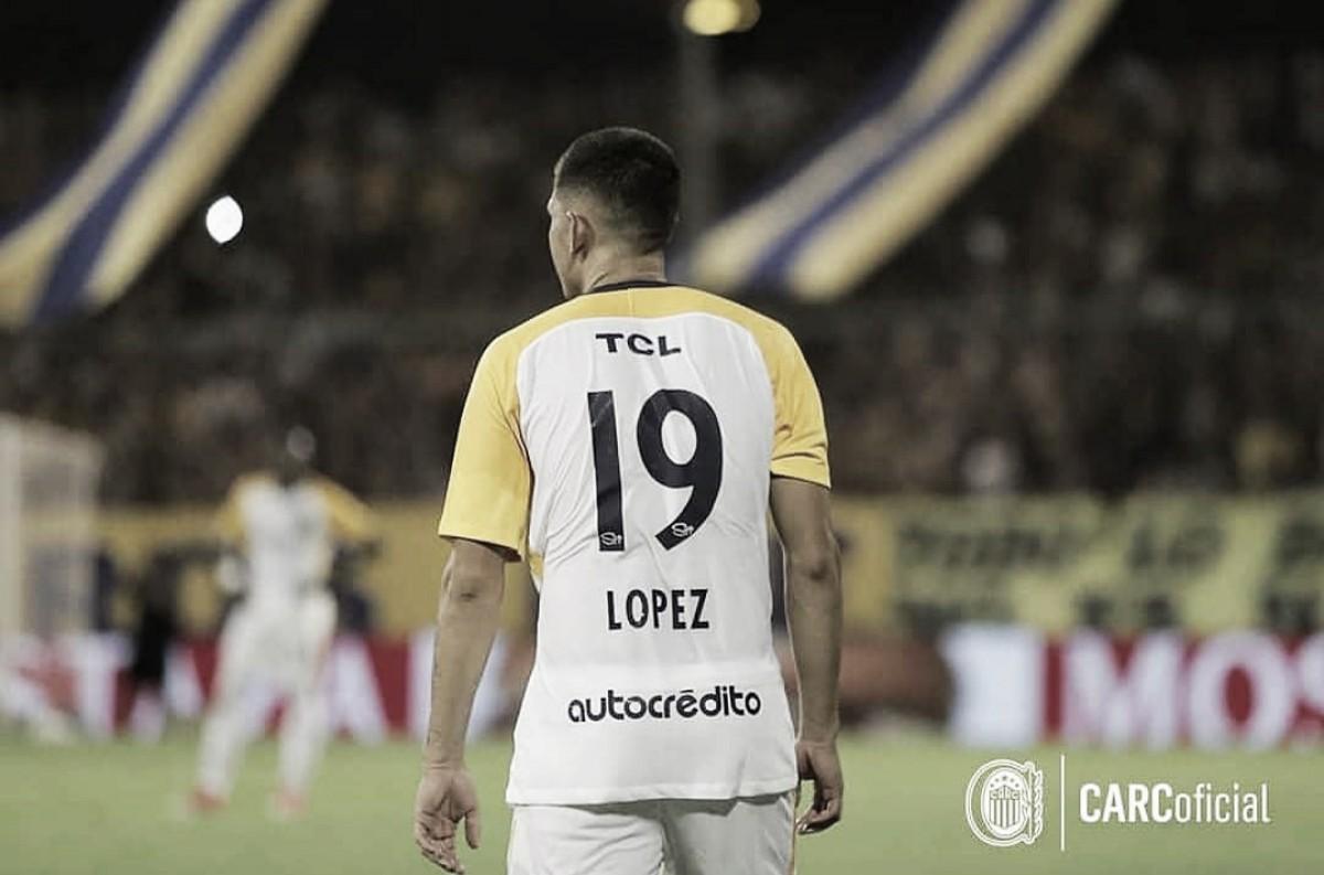 Joel López Pissano muy cerca del Emelec