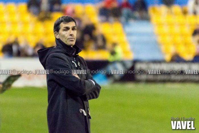 Juan Ramón López Muñiz: ''Estoy muy contento con la actitud y el trabajo de mis futbolistas''