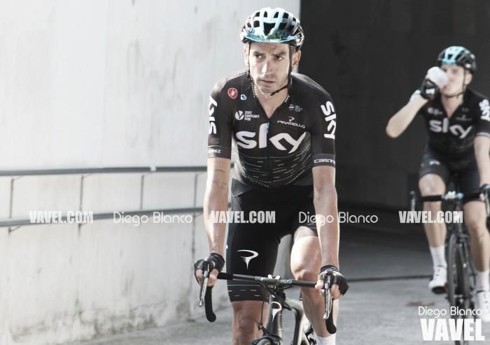 David López se asegura un año más en el Team Sky