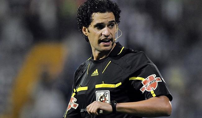 López Acera es el árbitro designado para el encuentro Elche CF - Hércules CF