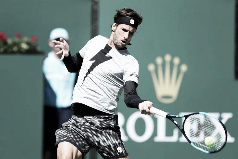 Feliciano Lopez desbanca Berdych e vai à segunda rodada do Masters 1000 de Indian Wells