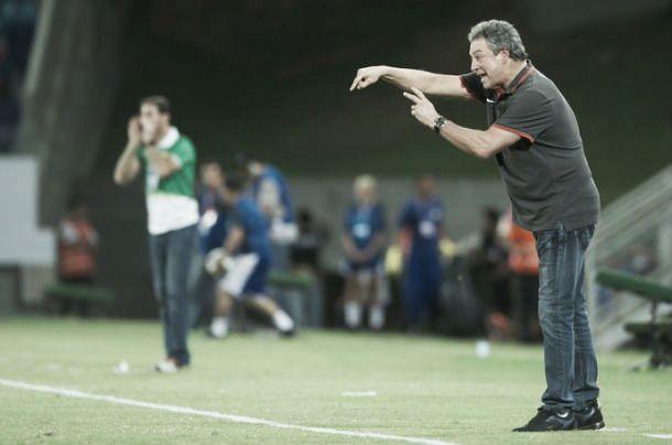 Abel admite má atuação, mas destaca luta do time para empatar a partida
