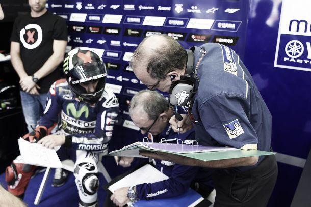 """Jorge Lorenzo: """"Al principio fue difícil conseguir buenos tiempos de vuelta"""""""