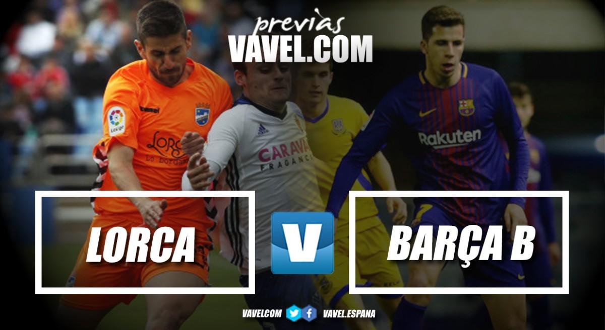 Previa Lorca FC - Barça B: otra moneda al aire