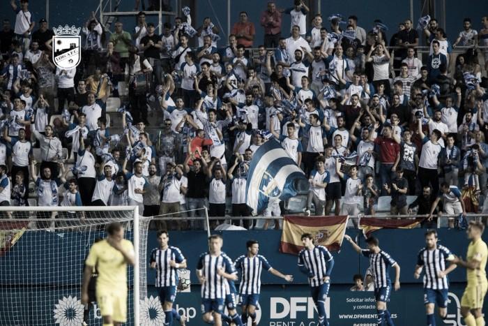 El Cádiz llega tarde y mal al Artés Carrasco