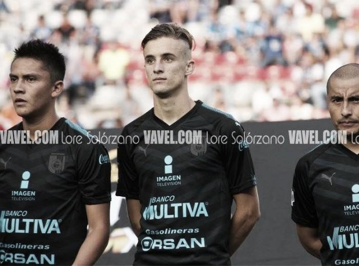 Jonathan Suárez y Jordi Cortizo también son bajas de Querétaro
