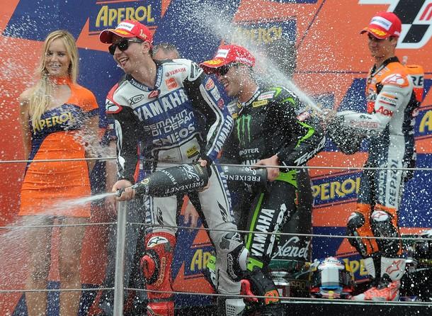 A Silverstone vince Lorenzo…il Magnifico