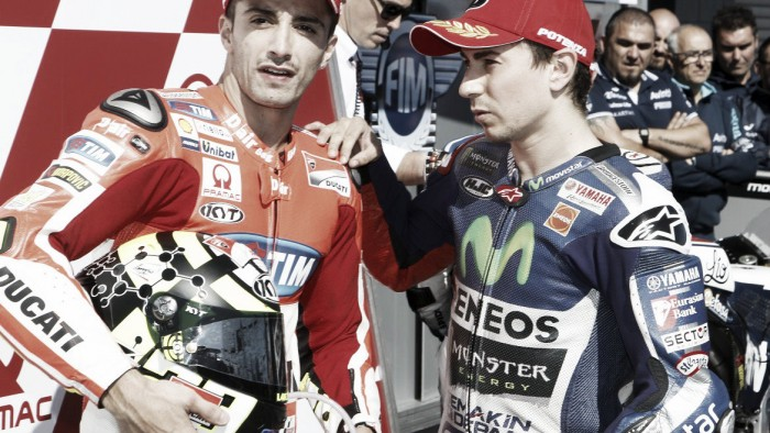 Jorge Lorenzo abandona Yamaha y correrá para Ducati