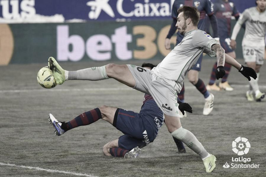 SD Huesca - Real Betis: puntuaciones del Real Betis 18ª jornada de LaLiga