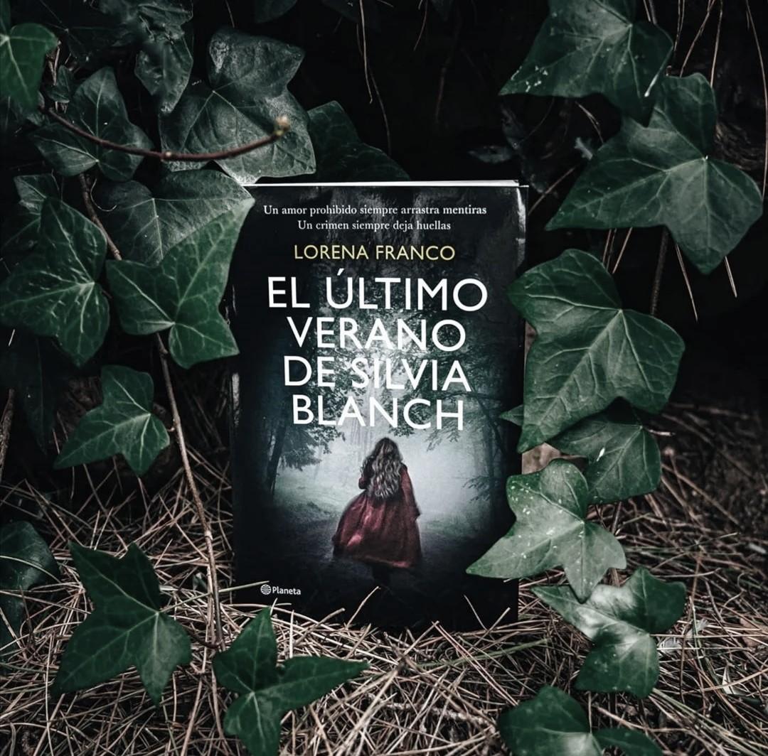 Lorena Franco nos presenta su mejor thriller