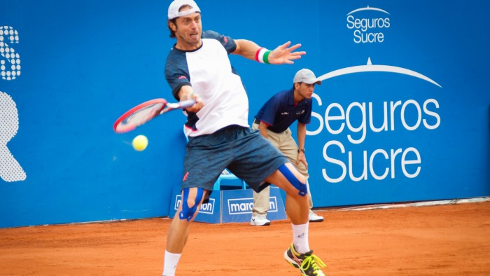 ATP San Paolo, escono subito di scena gli azzurri