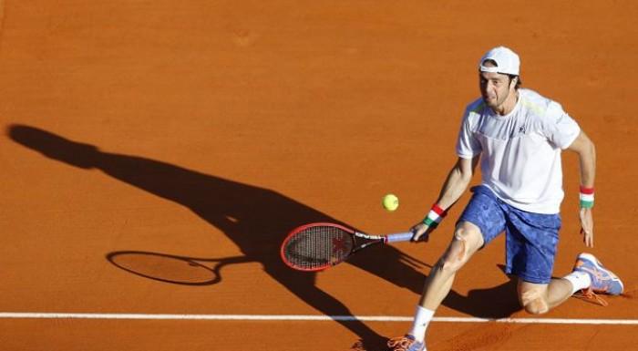 ATP Bucharest - Salutano gli italiani: Lorenzi crolla al terzo, si ferma anche Cecchinato
