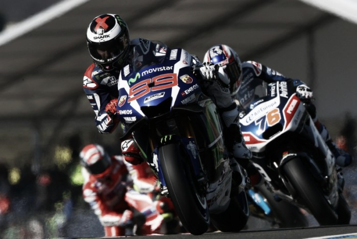Top three MotoGP riders discuss Free Practice