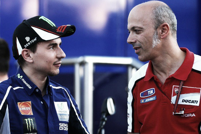 Jorge Lorenzo to join Ducati for 2017 MotoGP campaign