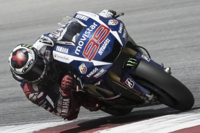 MotoGP, Gran Premio Comunità Valenciana: pole super di Lorenzo, poi Marquez e Rossi