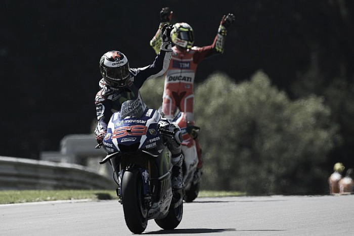 Lorenzo hoping to repeat success at Brno