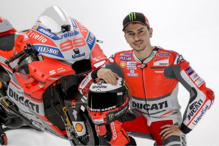 """MotoGP, Jorge Lorenzo carico per il 2018: """"Prometto il miglior Jorge di sempre"""""""
