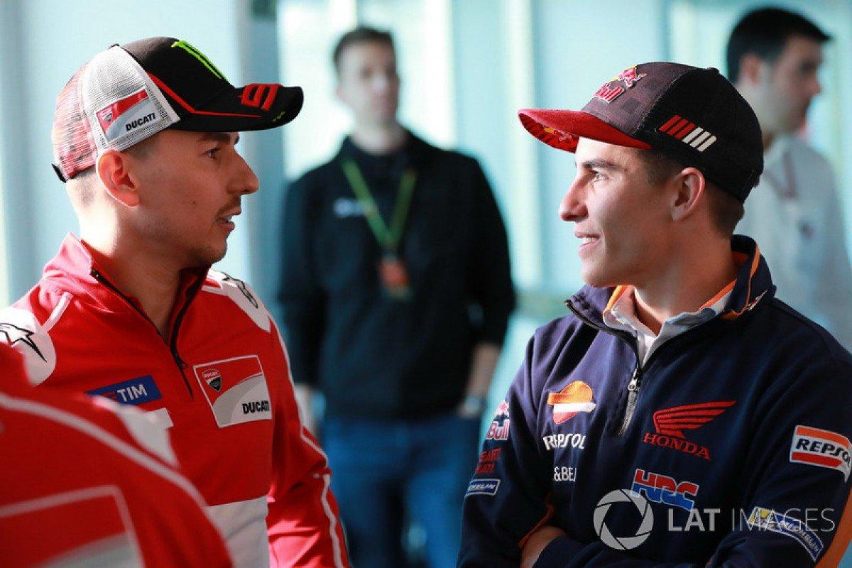 Jorge Lorenzo: Pindah Ke Honda, Saya Berhutang Budi Ke Marquez
