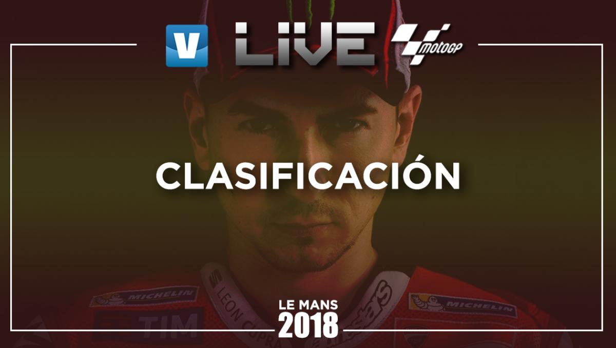 Resumen clasificación GP de Catalunya 2018 de MotoGP | VAVEL.com