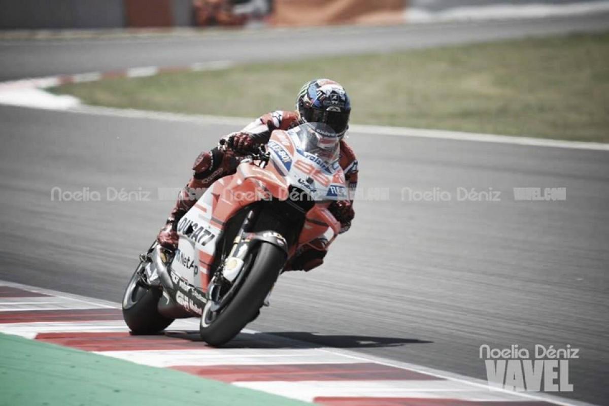 """MotoGP - Lorenzo: """"Non so se riuscirò a correre, la frattura crea ancora problemi"""""""