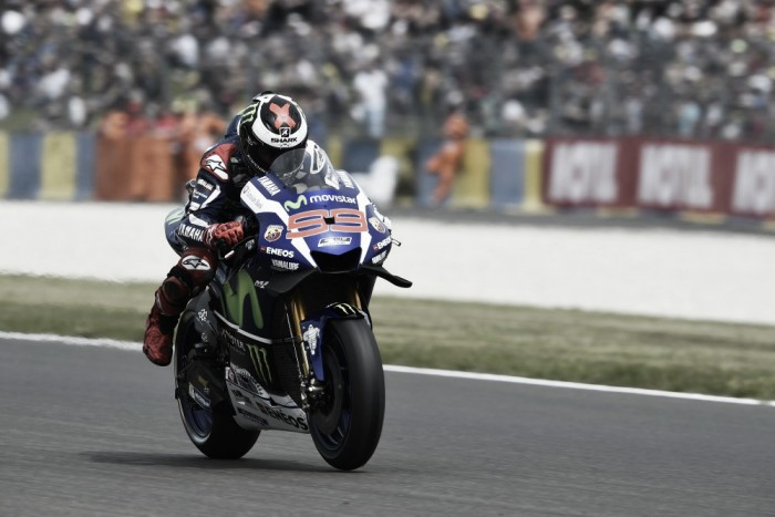 Drama in Le Mans as Lorenzo wins the MotoGP