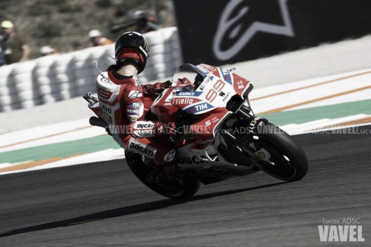 MotoGP - Le parole di Lorenzo e Dovizioso