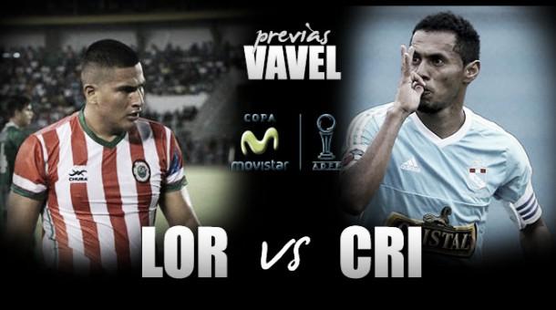 """Sport Loreto - Sporting Cristal: """"Un poco de calor para acercarse más al título"""""""