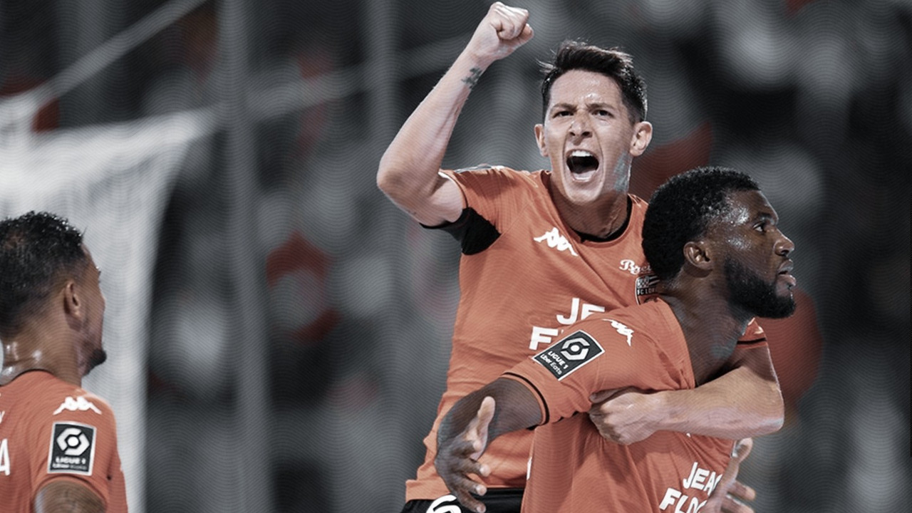 Lorient vence Monaco e assume liderança do Campeonato Francês