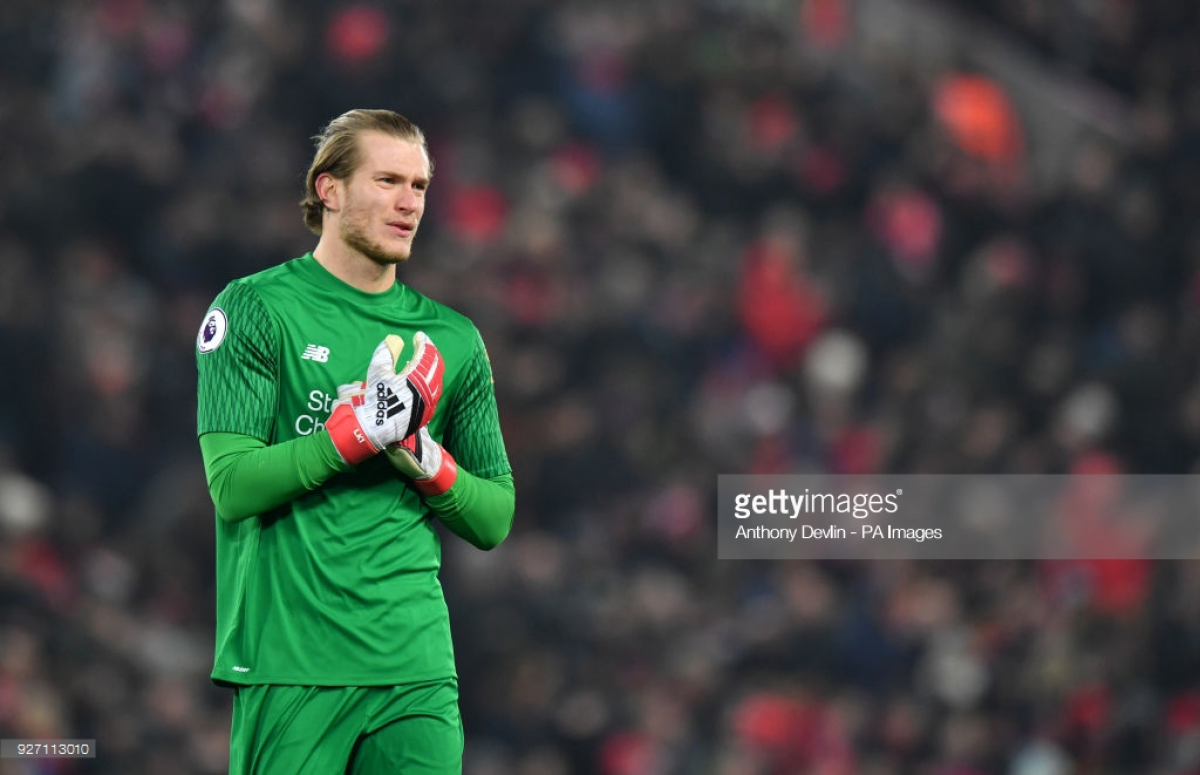 Opinion: Kiev crucial for Karius and his Liverpool future