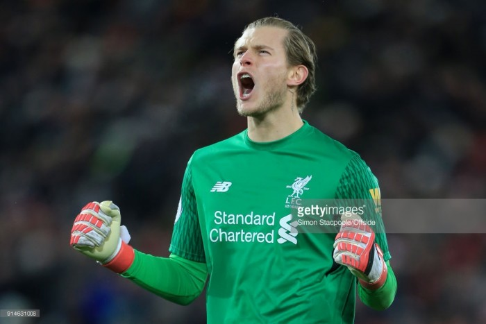 "Liverpool goalkeeper Loris Karius: ""I want to help this team achieve as much as we can"""