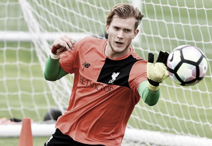 "Liverpool goalkeeper Loris Karius says his recovery from broken hand injury is ""ahead of schedule"""